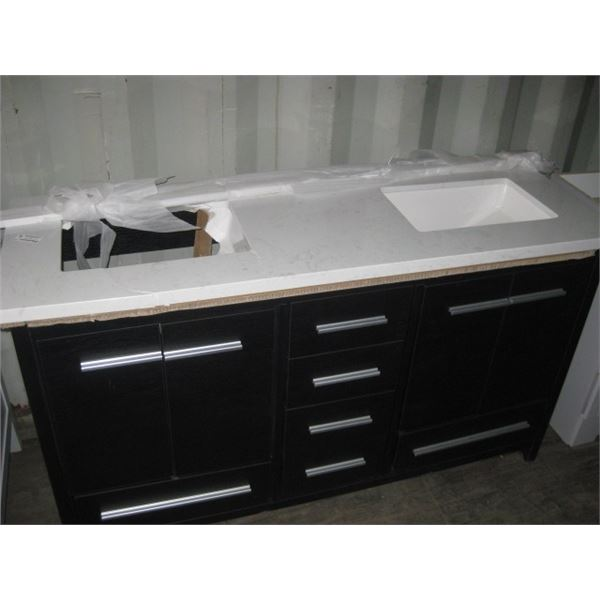 HOME DEPOT 1001047908 60 INCH DAMAGED TOP PLEASE VIEW