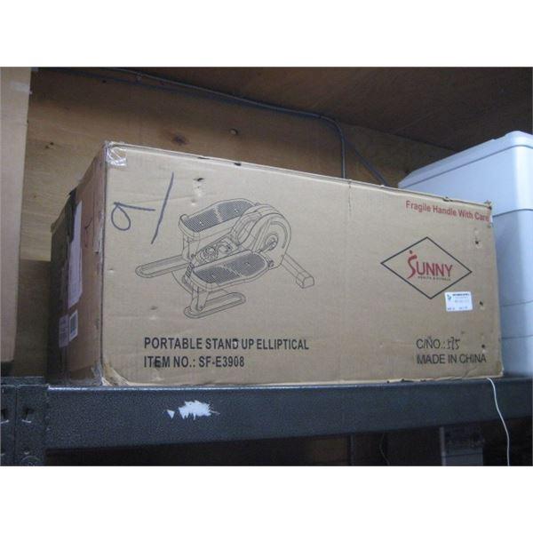 SUNNY PORTABLE STAND UP ELLIPTICAL SF-E3908