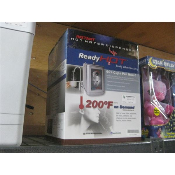 INSTANT HOT WATER DISPENSER READY H20T