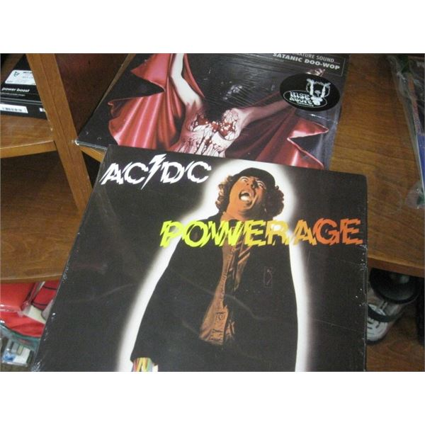 AC DC AND TWINTEMPLE LP
