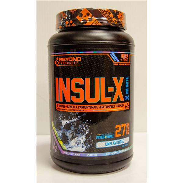 BEYOND YOURSELF INSUL-X INFINITE D-RIBOSE +