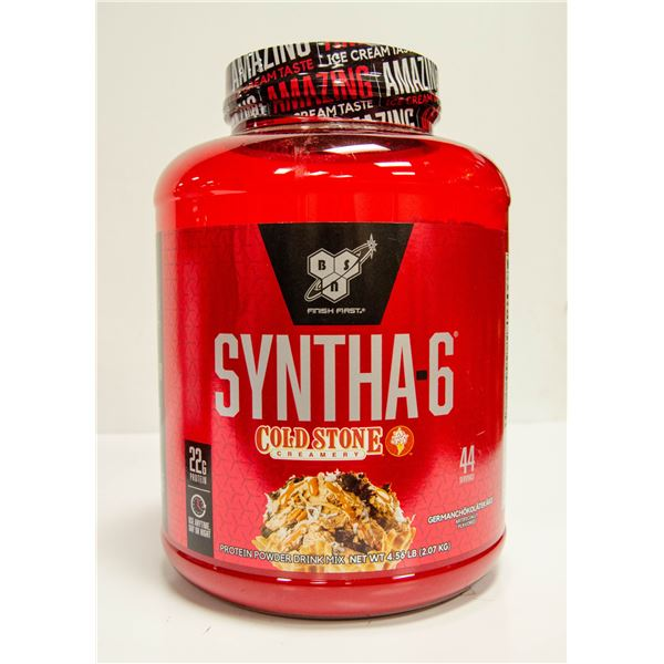 FINISH FIRST SYNTHA-6 COLD STONE CREAMERY PROTEIN
