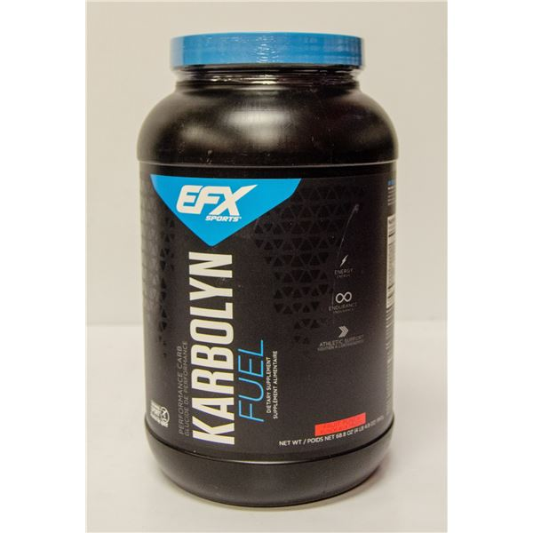 EFX KARBOLYN FUEL DIETARY SUPPLEMENT FRUIT PUNCH