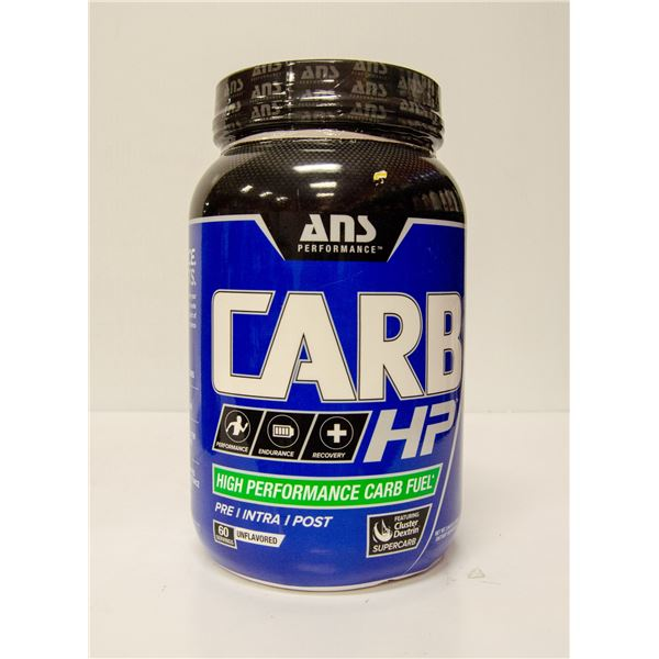 CARB HP HIGH PERFORMANCE CARB FUEL UNFLAVOURED