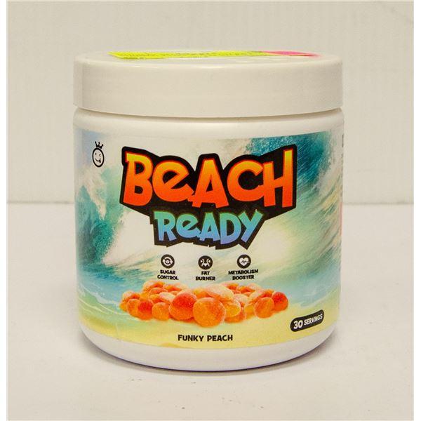 YUMMY SPORTS BEACH READY WEIGHT LOSS SUPPLEMENT