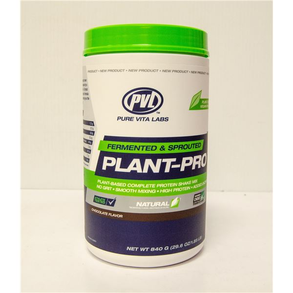 PVL PLANT-PRO VEGAN PROTEIN SHAKE MIX CHOCOLATE