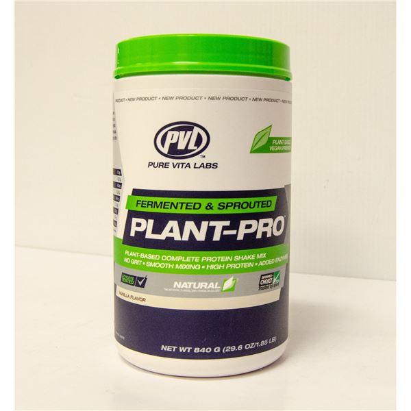PVL PLANT-PRO VEGAN PROTEIN SHAKE MIX VANILLA