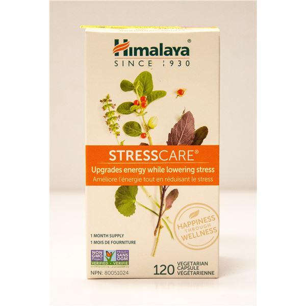 HIMALAYA STRESS CARE VEGETARIAN FREINDLY CAPSULES