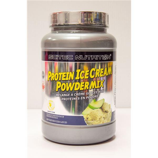 SCITEC NUTRITION PROTEIN ICE CREAM POWDER MIX PEAR