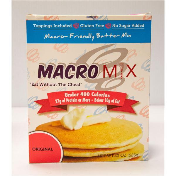 MACRO MIX MACRO-FRIENDLY BATTER MIX ORIGINAL