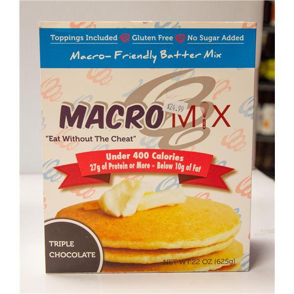 MACRO MIX MACRO-FRIENDLY BATTER MIX TRIPLE