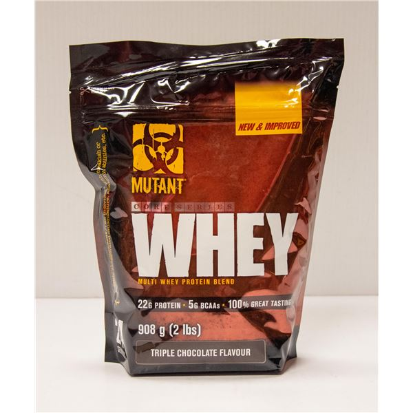 MUTANT CORE SERIES MULTI WHEY PROTEIN BLEND 908G