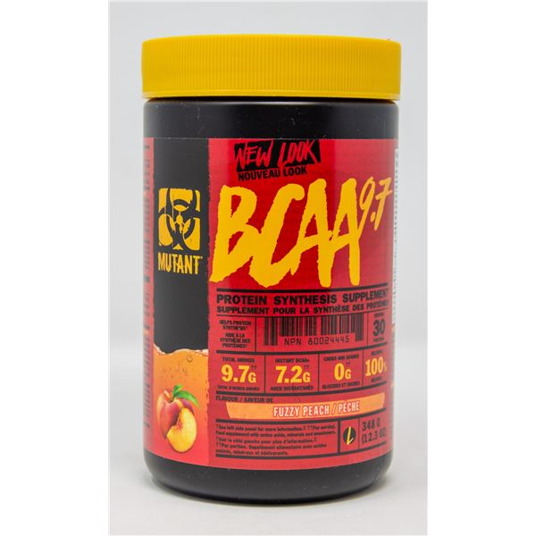 MUTANT BCAA 9.7 PROTEIN SYNTHESIS SUPPLEMENT FUZZY