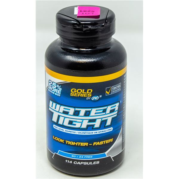 PVL GOLD SERIES WATER TIGHT PRO LEVEL DIURETIC