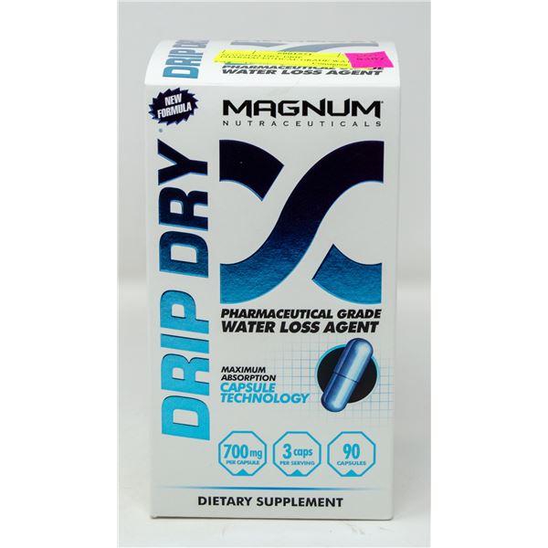 MAGNUM DRY DRIP PHARMACEUTICAL GRADE WATER LOSS