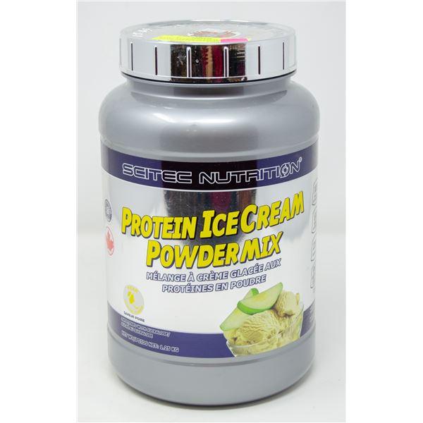 SCITEC NUTRITION PROTEIN ICE CREAM POWDER MIX