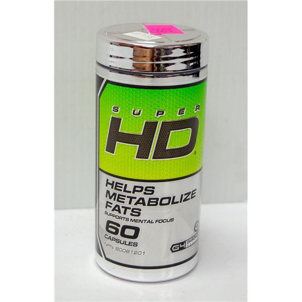 CELLUCOR SUPER HD 60 CAPSULES