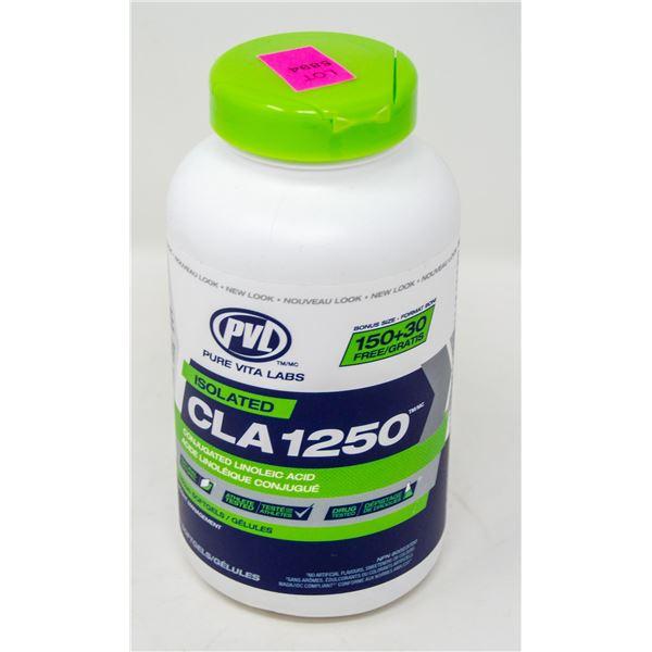 PVL ISOLATED CLA 1250 CONJUGATED LINOLEIC ACID