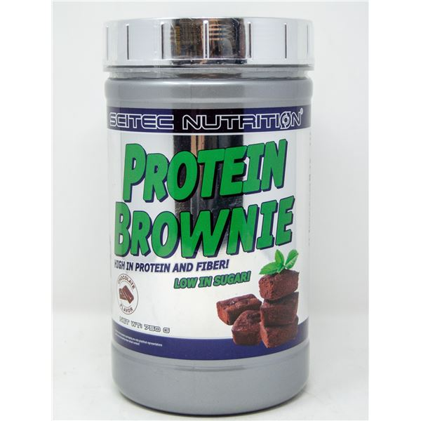 SCITEC NUTRITION PROTEIN BROWNIE MIX CHOCOLATE