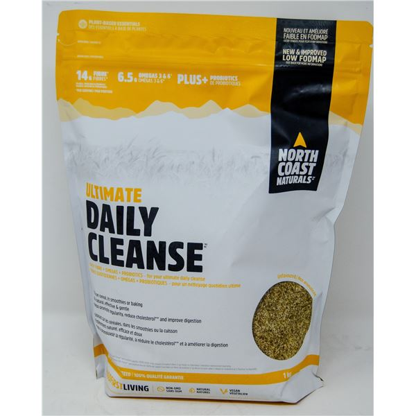 NORTH COAST ULTIMATE DAILY CLEANSE 1KG