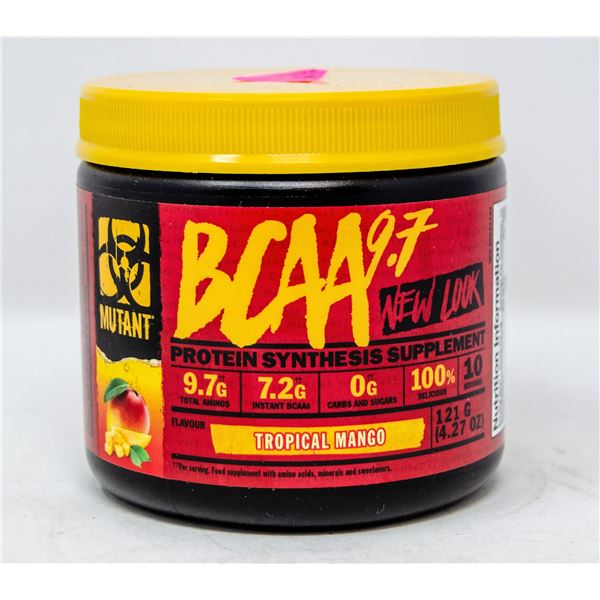 MUTANT BCAA 9.7 PROTEIN SYNTHESIS SUPPLIMENT