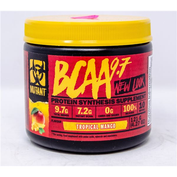 MUTANT BCAA 9.7 PROTEIN SYNTHESIS SUPPLEMENMT