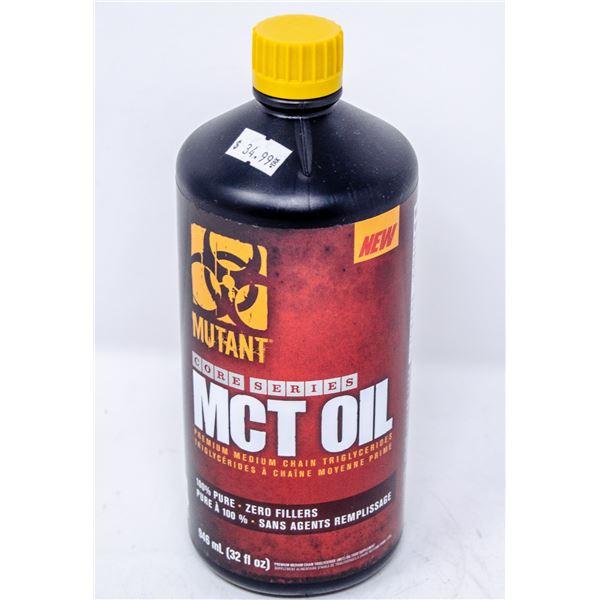 MUTANT CORE SERIES MCT OIL PREMIUM MEDIUM CHAIN
