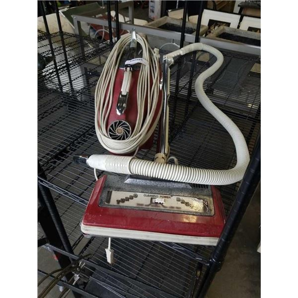 VINTAGE TRISTAR LXL VACUUM WITH BEATER HEAD