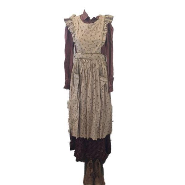 The Hateful Eight Gemma (Belinda Owino) Movie Costumes