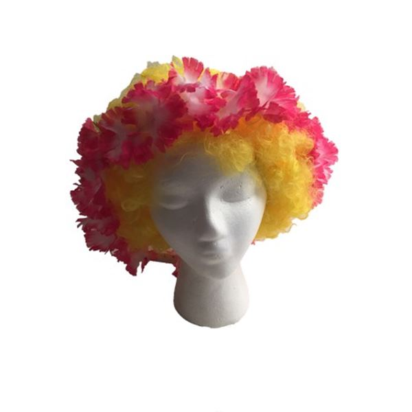 Jexi Stunt Afro Wig Movie Props