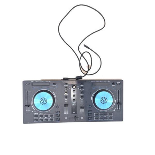 Hell Fest DJ Mixer Movie Props