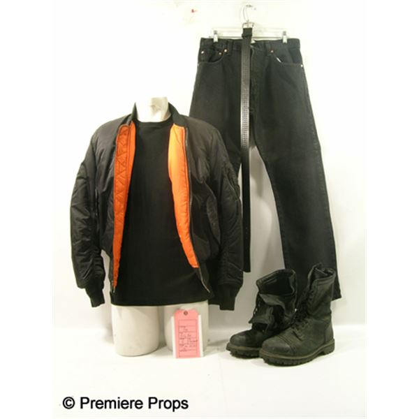 Faster Cop (Billy Bob Thornton) Movie Costumes