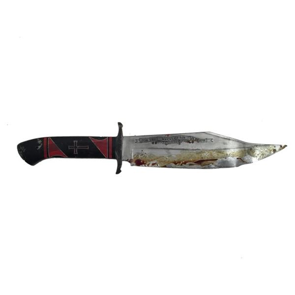 Resident Evil: The Final Chapter Alice (Milla Jovovich) Knife Movie Props