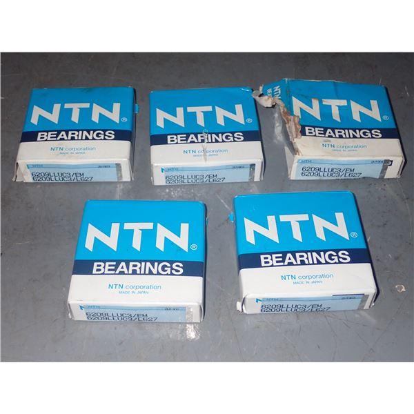 Lot of NTN Bearings