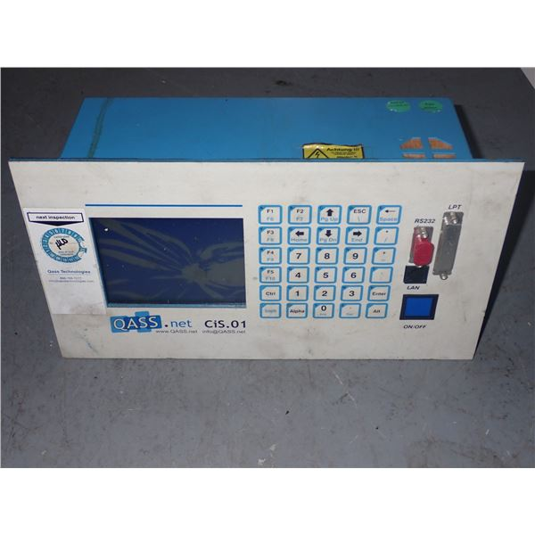 QASS #CiS.01 Crack detector system