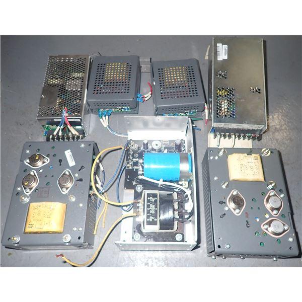 Lot Lambda #SWS300-24 & Misc Power Supplies