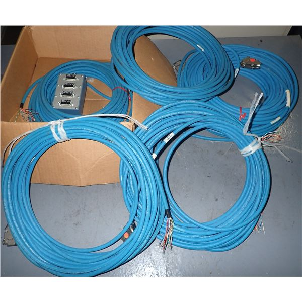Lot of Montronix #TSC115A-PUR Cordset Cable