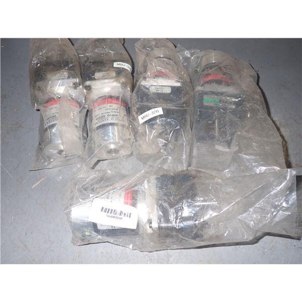 Lot of (5) DYNETIC SYSTEMS #215042A DC Servo Motors