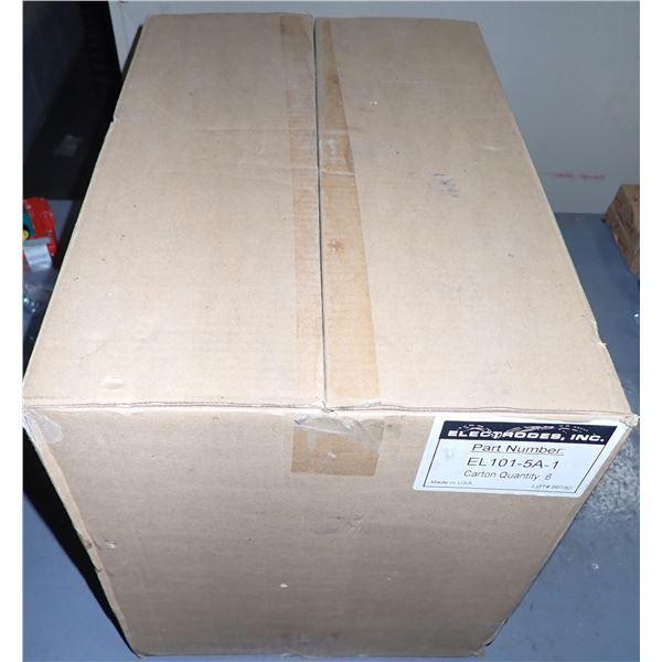 1 Box ELECTRODES INC #EL101-5A-1 FILTERS