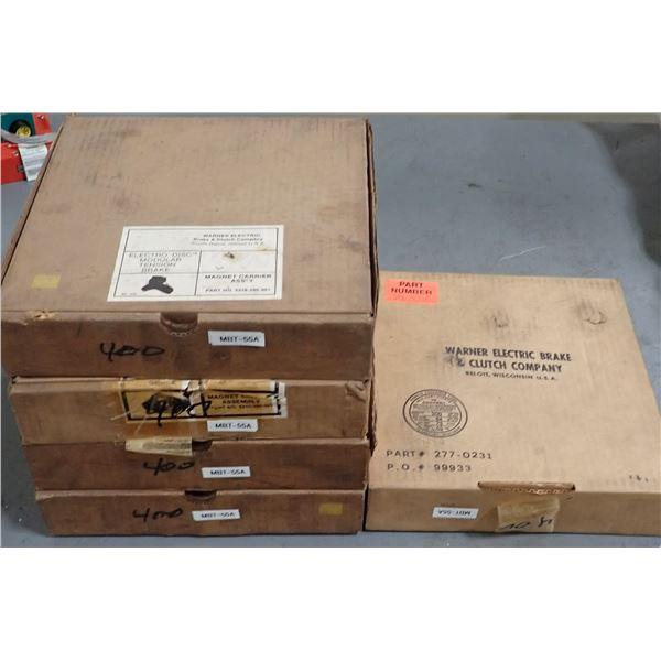 Lot of Warner Electric #5216-295 Armatures