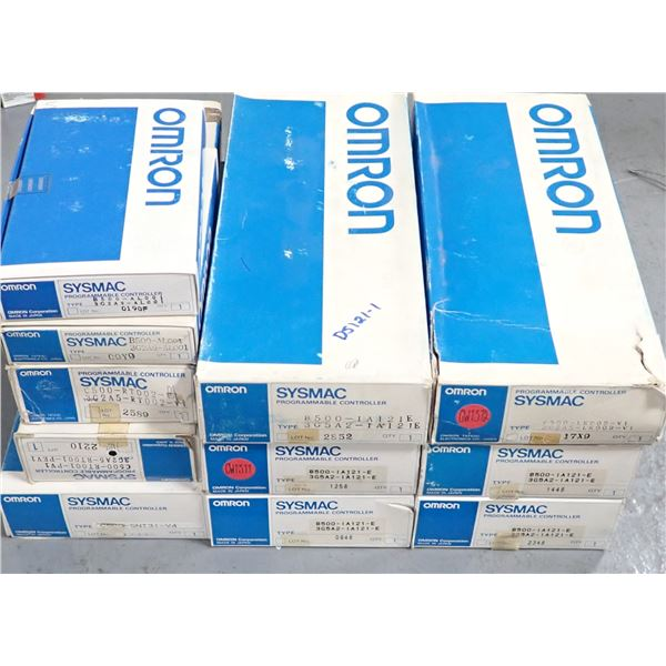 Lot of Omron Units