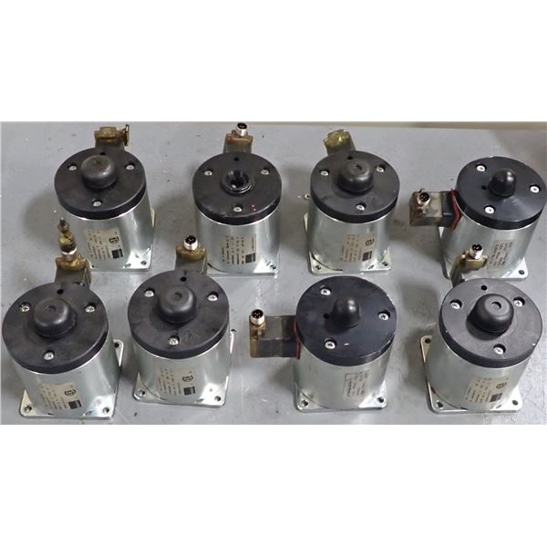 Lot of Binder Electromagnetic Actuators