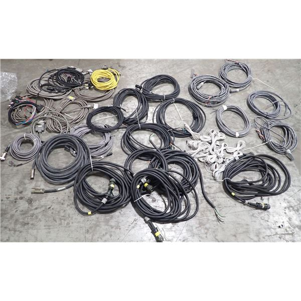 Huge Lot of Misc Cables
