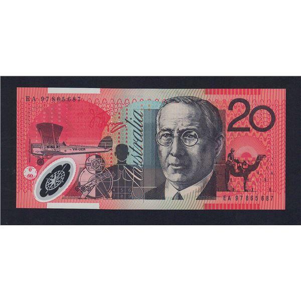 AUSTRALIA $20. 1997. Macfarlane-Evans. SCARCE DATE