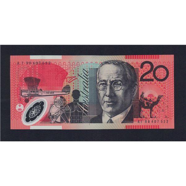 AUSTRALIA $20. 1998. Macfarlane-Evans. SCARCE DATE