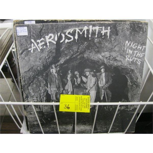 BASKET OF ASST. RECORDS