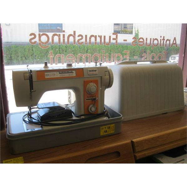 BROTHER BOUTIQUE 761 ELECTRIC SEWING MACHINE