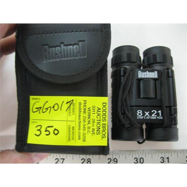 BUSHNELL 8X21 BINOCULARS
