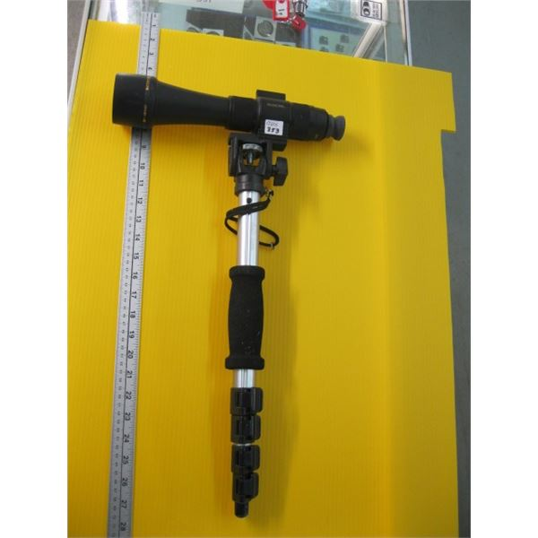 SIMMONS 20TO 60X60 SPOTTING SCOPE WITH BIPOD
