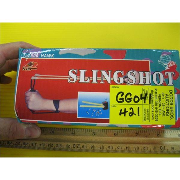 NEW SLINGSHOT